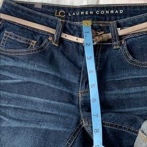 LC Lauren Conrad Shorts - NWT- LAUREN CONRAD Jeans Shorts SIZE 2
